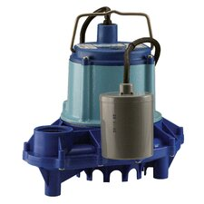 "4/10 HP ""Eliminator"" Submersible High Head Effluent Pump"