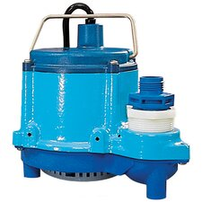 1/3 HP Big John Submersible Sump Pump