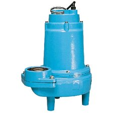 100 GPM Wastewater and Sewage Pump