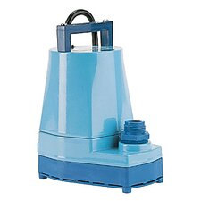 1200 GPH Water Wizard Submersible Pump