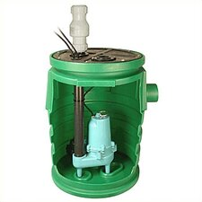 "1/2 HP 2"" Pre-Assembled IAPMO Pit Plus™ ES Series"