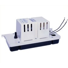 1/30 HP 1/3 Gallon ABS Tank - Type Automatic Condensate Removal Pump