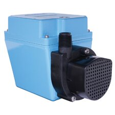 1/15 HP, 670 GPH - Dual Purpose Pump