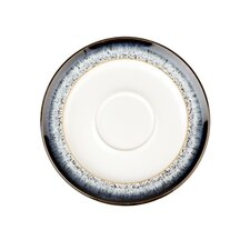 "<strong>Denby</strong> Halo Wide Rimmed 6"" Tea Saucer"