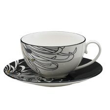 "<strong>Denby</strong> Chrysanthemum 6"" Tea Saucer"
