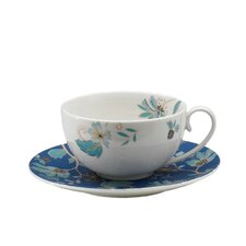 <strong>Denby</strong> Monsoon Veronica 8.5 Oz. Teacup