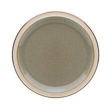 "Fire 10.5"" Sage / Cream Dinner Plate"
