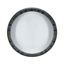 "Jet Stripes 9"" Salad Plate"