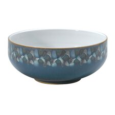Azure Shell Soup/Cereal Bowl
