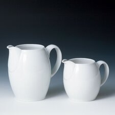 <strong>Denby</strong> White by Denby 14 Ounce Small Jug / Creamer