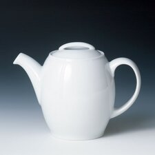 <strong>Denby</strong> White by Denby 1.75 Pint Teapot