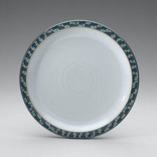 "<strong>Denby</strong> Azure Shell 10.5"" Dinner Plate"