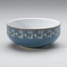 "Azure Shell 6"" Soup/Cereal Bowl"
