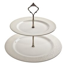 <strong>Denby</strong> Monsoon Lucille 2 Tiered Server