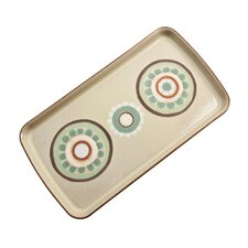 "<strong>Denby</strong> Heritage 10"" Accent Rectangle Plate"