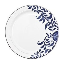 "Malmo and Malmo Bloom 10.5"" Dinner Plate"