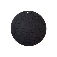 "Cook and Dine 8"" Silicone Trivet"