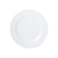 "White by Denby 9.5"" Salad Plate"