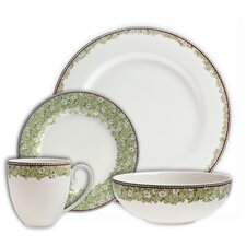 Monsoon Daisy 4 Piece Place Setting