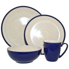 Dine Stoneware 4 Piece Place Setting