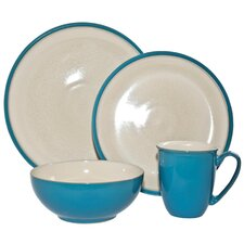 Dine Stoneware 4 Piece Place Setting Box