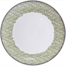 "Monsoon Daisy 14"" Round Platter"