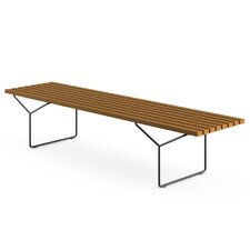 <strong>Knoll ®</strong> Bertoia Outdoor Bench
