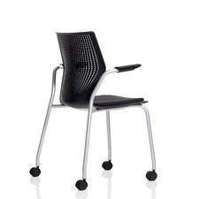 MultiGeneration Mid-Back Stacking Chair