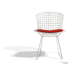 Bertoia Side Chair with Sea Pad