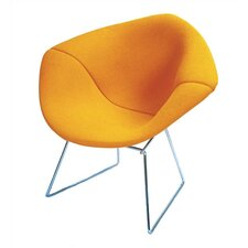 <strong>Knoll ®</strong> Bertoia Diamond Chair with Full Cover