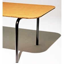 <strong>Knoll ®</strong> Ross Lovegrove Rectangular Table Desk - Leg Base