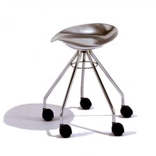 <strong>Knoll ®</strong> Jamaica Low Barstool with Casters