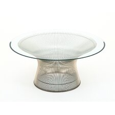 "<strong>Knoll ®</strong> Platner 36"" Coffee Table"