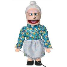 "25"" Granny Full Body Puppet"