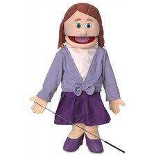 "<strong>Silly Puppets</strong> 25"" Sarah Full Body Puppet"