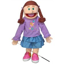 "25"" Amy Full Body Puppet"