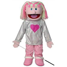 "25"" Kimmie Full Body Puppet"