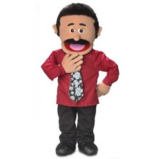 "<strong>Silly Puppets</strong> 30"" Carlos Professional Puppet with Removable Legs"