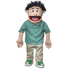 "<strong>Silly Puppets</strong> 30"" Kenny Professional Puppet with Removable Legs"
