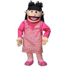 "30"" Susie Professional Puppet with Removable Legs"