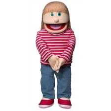 "30"" Emily Professional Puppet with Removable Legs"