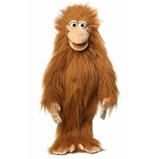 "28"" Silly Monkey Full Body Puppet"