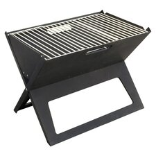 <strong>Fire Sense</strong> HotSpot Notebook Portable Charcoal Grill