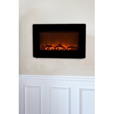 <strong>Fire Sense</strong> Wall Mounted Electric Fireplace