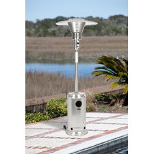 Stainless Steel Elite Round Patio Heater