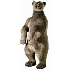 Life Size Grizzly Bear Stuffed Animal