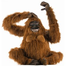 <strong>Hansa Toys</strong> Life Size Orangutan Stuffed Animal
