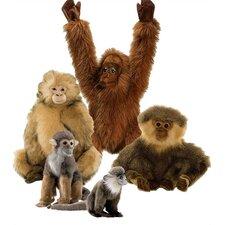 Monkey Stuffed Animal Collection III