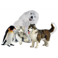 Arctic Stuffed Animal Collection IV