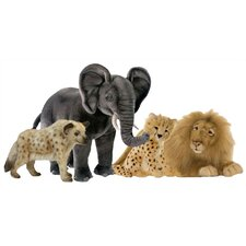 African Plains Stuffed Animal Collection II